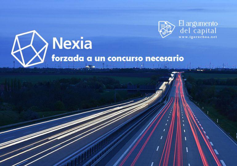 Nexia Infraestructuras, en concurso de acreedores