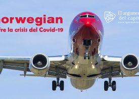Norwegian solicita el concurso de acreedores en Irlanda