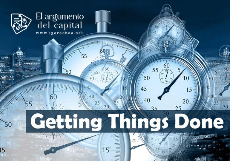 ¿Qué es el método Getting Things Done?