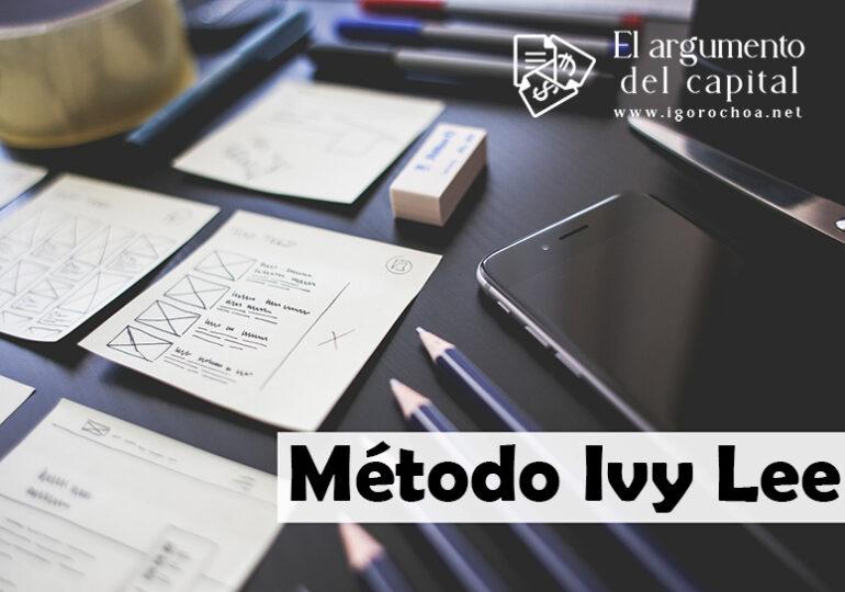 El método Ivy Lee. Productividad en el trabajo