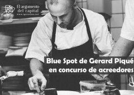 El restaurante Blue Spot de Gerard Piqué entra en concurso de acreedores