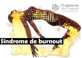 Qué es el síndrome de burnout