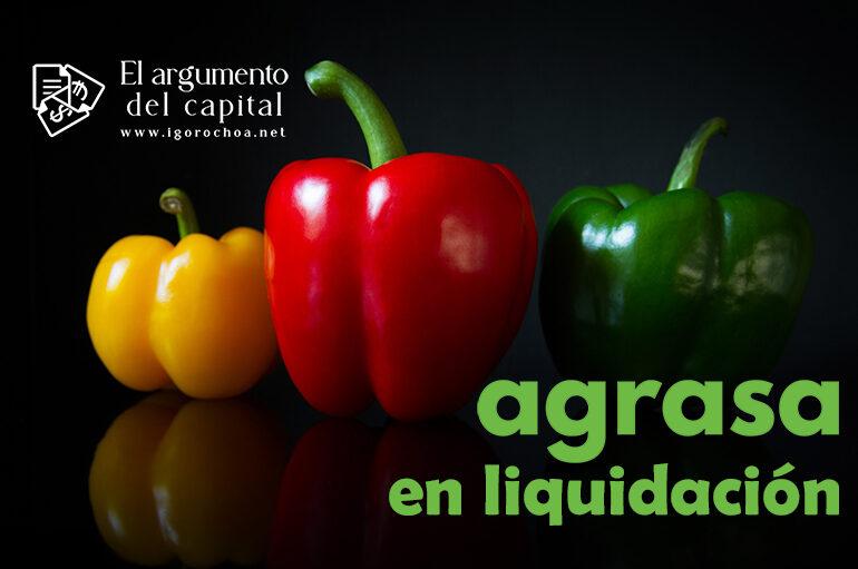 Agrícola Aguileña (Agrasa), en liquidación