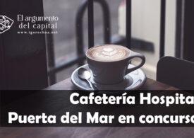 La cafetería del Hospital Puerta del Mar entra en concurso de acreedores
