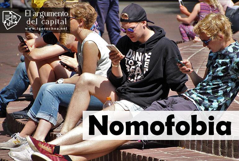 Consejos para combatir la nomofobia