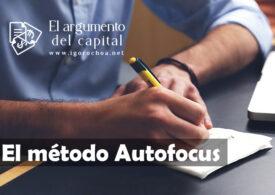El método Autofocus de Mark Forster