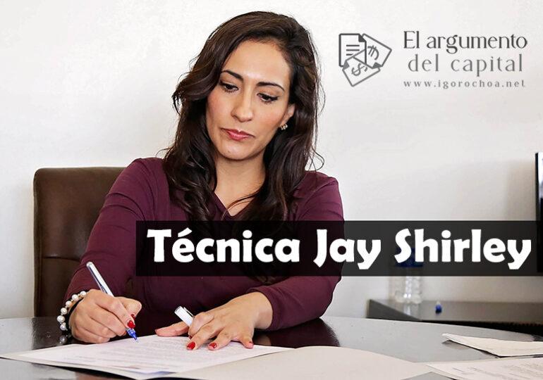 Técnica Jay Shirley para ser más productivo