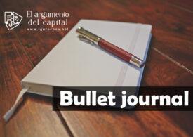 Qué es un bullet journal