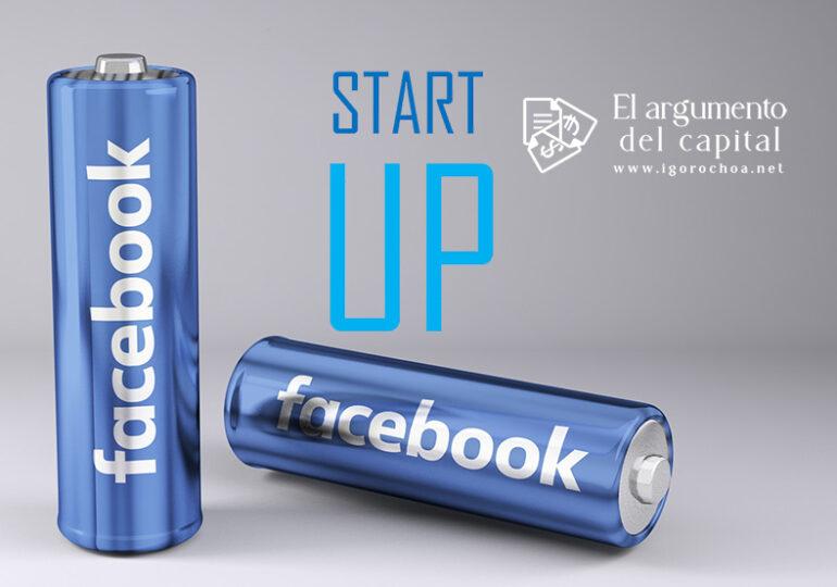 Programa FIVE de Facebook para startups