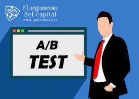 ¿Para qué sirve el test A/B?