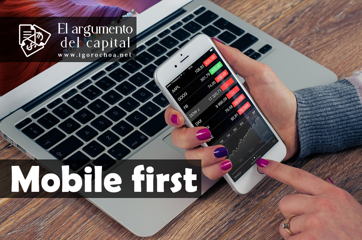 ¡Mobile first!
