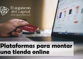 Plataformas de comercio electrónico para montar una  tienda on-line