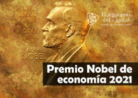 ¿Quienes han ganado el Premio Nobel de Economía 2021?