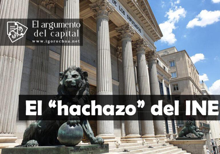 """La Postura del Gobierno de Sánchez ante """"hachazo"""" del INE"""