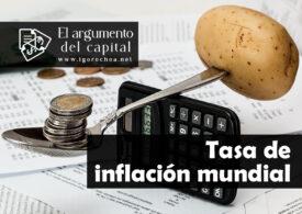 Inflación mundial, ¿Suben los precios en todo el planeta?