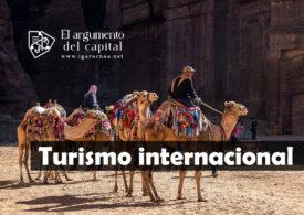 Revitalización del turismo internacional en 2021